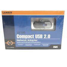 NIB Linksys Model USB200M Compact USB 2.0 Network Adapter