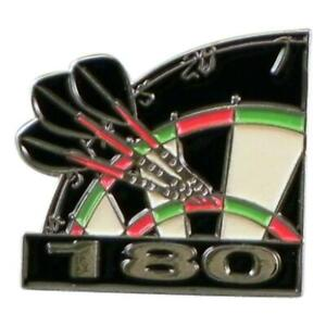 180! Darts Dartboard Sports Metal Enamel Lapel Pin