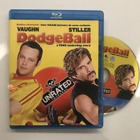 Dodgeball: A True Underdog Story (Blu-ray Disc, 2008, Unrated Canadian...