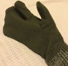 Sale: U.S. Military Army Surplus, Wool mittens, Trigger Mittens, gloves for cold