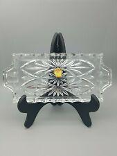Echt Bleikristall 24% Katharinen - Hütte Tablet Platte 21cm lang