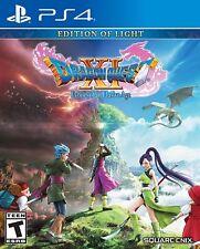 Dragon Quest XI ecos de una evasiva Edad: edición de luz Playstation 4