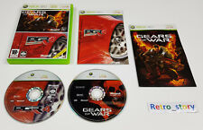 Xbox 360 Gears Of War & Project Gotham Racing 4 PAL
