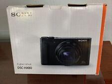 Sony DSC-HX80 Cybershot Digital Camera 18MP, 3