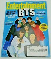 BTS K-Pop April 2019 Entertainment Weekly Magazine Teen Boy Bands Seoul Korea