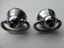 Vintage NOS Classic Campagnolo Super /Nuovo Record Skewer End Nuts for Colnago