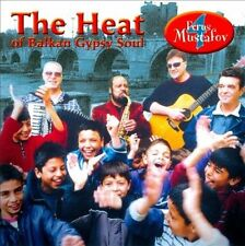 Mustafov 4, Ferus-The Heat Of The Balkan Gypsy Soul CD NEW