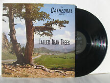 The Cathedral Quartet Taller Than Trees vinyl Lp Eternal C-997 southern gospel