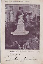 # CARRARA: MONUMENTO A PIETRO TACCA