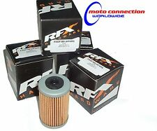 KTM  250 SXF 2006 - 2012  RFX Oil filters  (Pack of 4 x Filters) RFX 50300 (655)