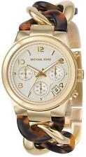 Michael Kors Armbanduhren aus Kunststoff mit Chronograph