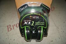 Turtle Beach Ear Force XL1 Wired Amplified Stereo Headset w/ Microphone Xbox 360