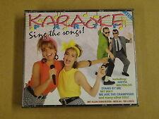 2-CD BOX / KARAOKE PARTY - SING THE SONGS!