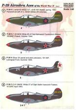 Print Scale Decals 1/48 BELL P-39 AIRACOBRA ACES OF WORLD WAR II Part 2