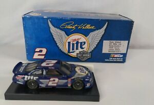 Rusty Wallace #2 Miller Lite Harley Davidson 1999 Ford Taurus Action 1:64