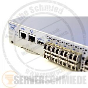 EMC DS-5100B  40 Port 8GB SAN-Switch 100-652-066 32 Ports enabled