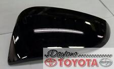 TOYOTA 4RUNNER RAV4 OUTER MIRROR COVER DRIVER'S SIDE BLACK 87945-42160-C4