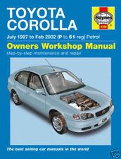 Manual de taller de motor Corolla
