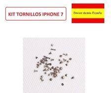 JUEGO KIT TORNILLOS COMPLETO RESPUESTO TORNILLERIA IPHONE 7