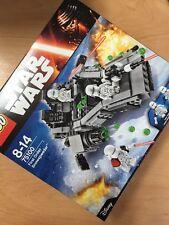 Lego Set - Star Wars First Order Snowspeeder (75100) BRAND NEW SEALED