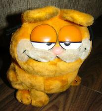 Garfield 1981 Vintage Retro Soft Toy Plush 1980's 12 inches Tall RARE