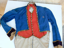 CHILDS  COURT OUTFIT PAGE BOY HISTORICAL COSTUME EARLY    REENACTMENT FILM PROP