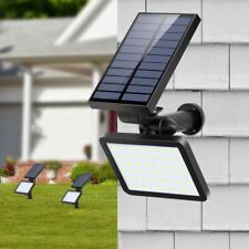 48LED Outdoor Waterproof Solar Power Garden Lamp Spotlight Lawn Landscape Lights