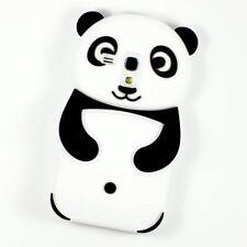 Étuis, housses et coques blancs Samsung Galaxy S pour téléphone mobile et assistant personnel (PDA)