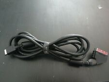 Genuine Sony Playstation PS2 RGB Scart Cable Rare
