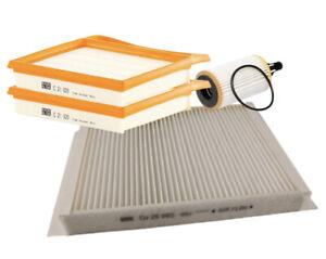 Mann-Filter Air Oil Cabin FiltersRAPKIT35613 fits MERCEDES-BENZ C-CLASS W205