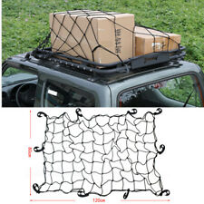 Car Trunk SUV Roof Top Net Carrier Cargo Luggage Mesh Nets Cover For Honda Jeep