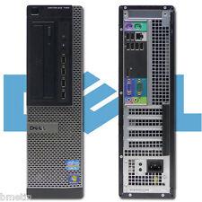DELL PC INTEL CORE i5 - 2500 QUAD CORE 3.3GHZ 4GB 250GB DVDRW WINDOWS 7 PRO
