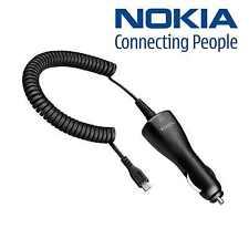 Original Genuine Nokia Lumia 650 550 230 640 XL 830 930 735 Car Charger DC-6