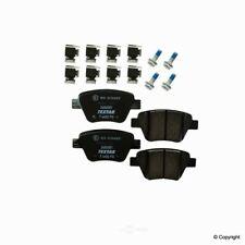 Textar Disc Brake Pad fits 2009-2009 Audi A3  WD EXPRESS