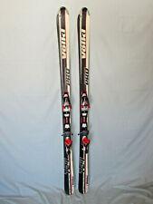 New listing Volkl 724 PRO all mountain  skis 177cm w/ Marker Titanium 1200 adjust. bindings~