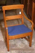 Stuhl, Armlehnenstuhl, Weichholz