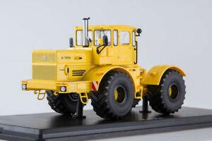 PREMIUM ClassiXXs 1/43 CAMION TRACTEUR KIROVETS K-700A JAUNE RHD Ref 47015