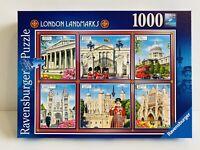 London Landmarks - 1000 Piece Premium Puzzle - Ravensburger - 100% Complete