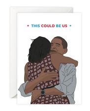 """Le président Obama inspiré Valentine's card! """"ce pourrait être nous"""" Twitter, la politique"""