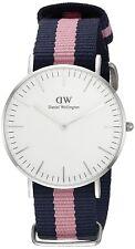 Daniel Wellington Women 0604DW Classic Winchester Stainless Steel Watch Striped