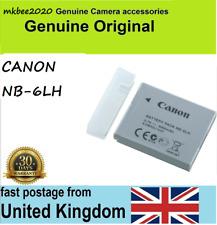 Genuine CANON Battery,NB-6L PowerShot SX170 SX510 SX500 iS SX260 SX240 SX280 HS