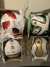 Adidas World Cup Finale Balls 2006-2018