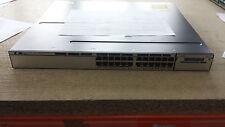 Cisco WS-C3750X-24T-S Ethernet-Schalter / price w/o VAT €595