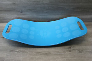 Simply Fit Workout Balance Board with a Twist Blue