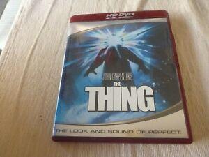 The Thing HD DVD Region Free  Kurt Russell, Wilford Brimley