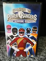Power rangers - the ultimate rangers - vhs -2004 - univideo -F