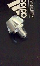New! Single Adidas Aluminum SG 8mm Stud/Cleat metal replacement f50, 11pro
