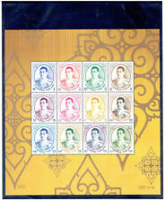 THAILAND 2018 King Rama X S/S