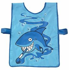 Kitchen and Dining Apron in Blue for Children