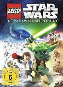Dvd - Lego - Star Wars: Die Padawan Bedrohung DVD #G2017679